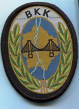 Hungary Budapest Transport Center BKK Authority Sleeve Patch Badge BKV Public