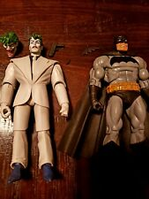 Dc Multiverse Batman And Joker The Dark Knight,used and customized.Read descrip