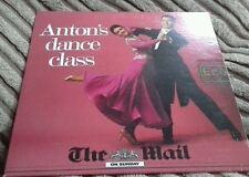 Antons dance class promo dvd from the mail on sunday newspaper