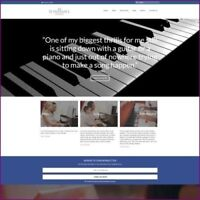 Fully Stocked Dropshipping PIANO Website Business For Sale + Domain + Hosting