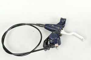 1990's Retro Magnesium Purple Hayes G1 Hydraulic Bike Disc Brake Left/Front MTB