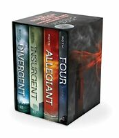Divergent Series Ultimate Four-Book Box Set by Veronica Roth