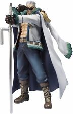 Figuarts ZERO One Piece SMOKER PUNK HAZARD Ver PVC Figure BANDAI from Japan