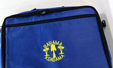 Bahama Kendama BIG Bag- Protective Case Carries 7 Kendamas - Blue