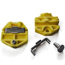 1x Fensterheber Reparatur Clip Hinten Links oder Rechts für Opel Astra F G H