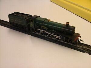 HORNBY R759 GWR ALBERT HALL 4-6-0 LOCOMOTIVE & TENDER - Vintage - Good Runner