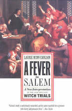 NEW A Fever in Salem: A New Interpretation of the New England Witch Trials