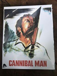 Cannibal Man Blu Ray W Slip Severin Eloy De La Iglesia
