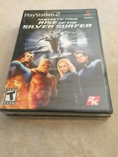 Fantastic 4: Rise of the Silver Surfer (Sony PlayStation 2, 2007) PS2 NEW
