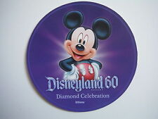 DISNEY D23 EXPO EXCLUSIVE DISNEYLAND 60 DIAMOND CELEBRATION MICKEY MOUSE STICKER