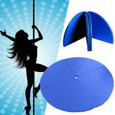 Circular Foldable Mat  for Pole Dancing Fitness Exercise Gym Crash Safety  I