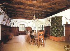 AK, Lauenstein, Burg Lauenstein im Frankenwald Ofr., Jagdsaal, um 1980