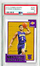 2015 Panini Hoops D'Angelo Russell PSA 9 RC