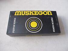 Muskegon Piston Ring set fit Hercules D298ERT D3000 Diesel (PS5740060)