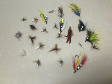 Vintage Fly Fishing Lures Lot Of 23