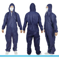 Disposable DIY Paper Suit tective Overall Coverall Work-Clothes