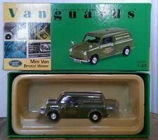 Corgi Vanguards VA01415 Mini Van Bristol Waterworks Co. Ltd Ed No. 3110 of 4100
