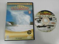 Yellowstone Cines Imax DVD Español English 2003