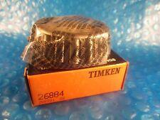 Timken 26884, Tapered Roller Bearing Cone