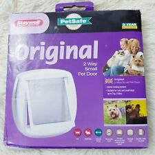 PetSafe Staywell 2 Way Small Pet Door - Small Dog & Cats Up to 7kg (15lbs) NEW