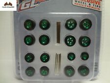 Greenlight Green Machine Wheel & Tire Multipack Hobby Exclusive GLMuscle 1:64
