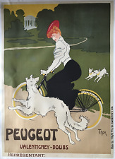 Peugeot by Thor Poster