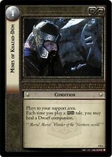 LoTR TCG Realms of the Elf Lords RotEL Mines of Khazad-Dum 3R3