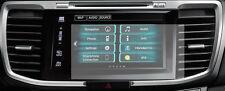 "Anti Glare Screen Protector (2x) 2015 2016 2017 Honda Accord 7"" Display"