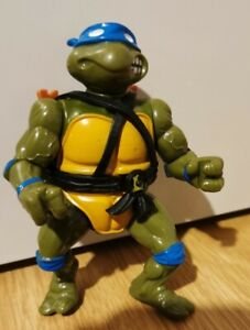 Tartarughe Ninja Leonardo Pupazzo Figura 1989