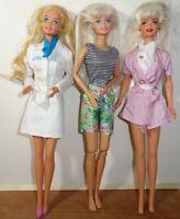 1980 Vintage Barbie Doll Lot