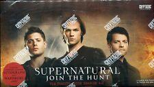 Supernatural Seasons 4-6 Factory Sealed Trading Card Hobby Box