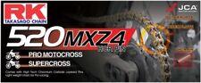 RK GB 520 Pitch Motorcycle ATV Chain O-Ring MXZ4 X 116 GB520MXZ4116 18-0143
