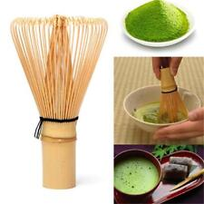 100 PRONGS Natural and Safe Bamboo Chasen Matcha Green Tea Powder Whisk Tools