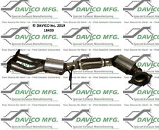 Catalytic Converter-Exact-Fit Rear Davico Exc CA 18433