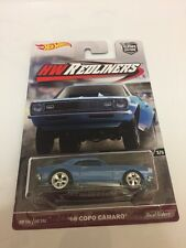 Hot Wheels Car Culture Redliners '68 Copo Camaro