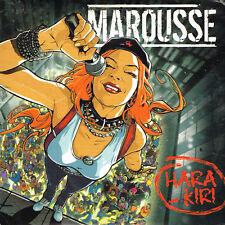 CD single: Marousse: hara-kiri. 4 titres. garage. D6