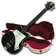 Demo - Kay-Limited Collector Edition-K5970V Reissue Jazz Special Bass-Black