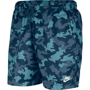 Nike NSW Men's City Edition Woven Flow Shorts Navy Running Pants CJ4550-424