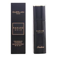 Guerlain - Parure Gold FDT Fluide 02-beige Clair 30mL