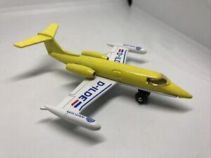 Vintage 1973 Lesney Matchbox Skybusters SB-1 Lear Jet  D-ILDE