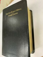 Fr. F.X. Lasance - The New Roman Missal - in Latin and English
