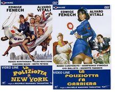 Dvd La Poliziotta A New York / La Poliziotta Fa Carriera (2 Dvd) Edwige Fenech