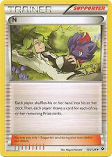 1x Pokemon XY Fates Collide N - 105/124 - Uncommon