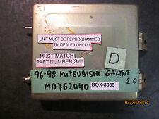 96 97 98 MITSUBISHI GALANT 2.0L ECU/ECM  #MD762040