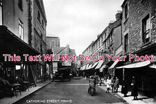 SO 8 - Catherine Street, Frome, Somerset c1920 - 6x4 Photo