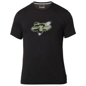 Fox NEW Men's Predator Tech Tee - Black BNWT