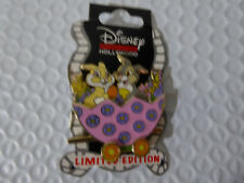 Disney Trading Pins 114169 DSSH - Easter Train 2016 - Miss Bunny and Thumper