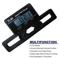 TL90 LCD Digital Pitch Gauge Measure Tool For ST250-800 Flybarless  @# &&aa *n