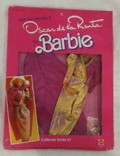 Oscar de la Renta for Barbie Collector Series VI (C) 1984 in original packaging