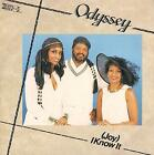 DISCO 45 Giri Odyssey - I Know It / Laughing And Smiling